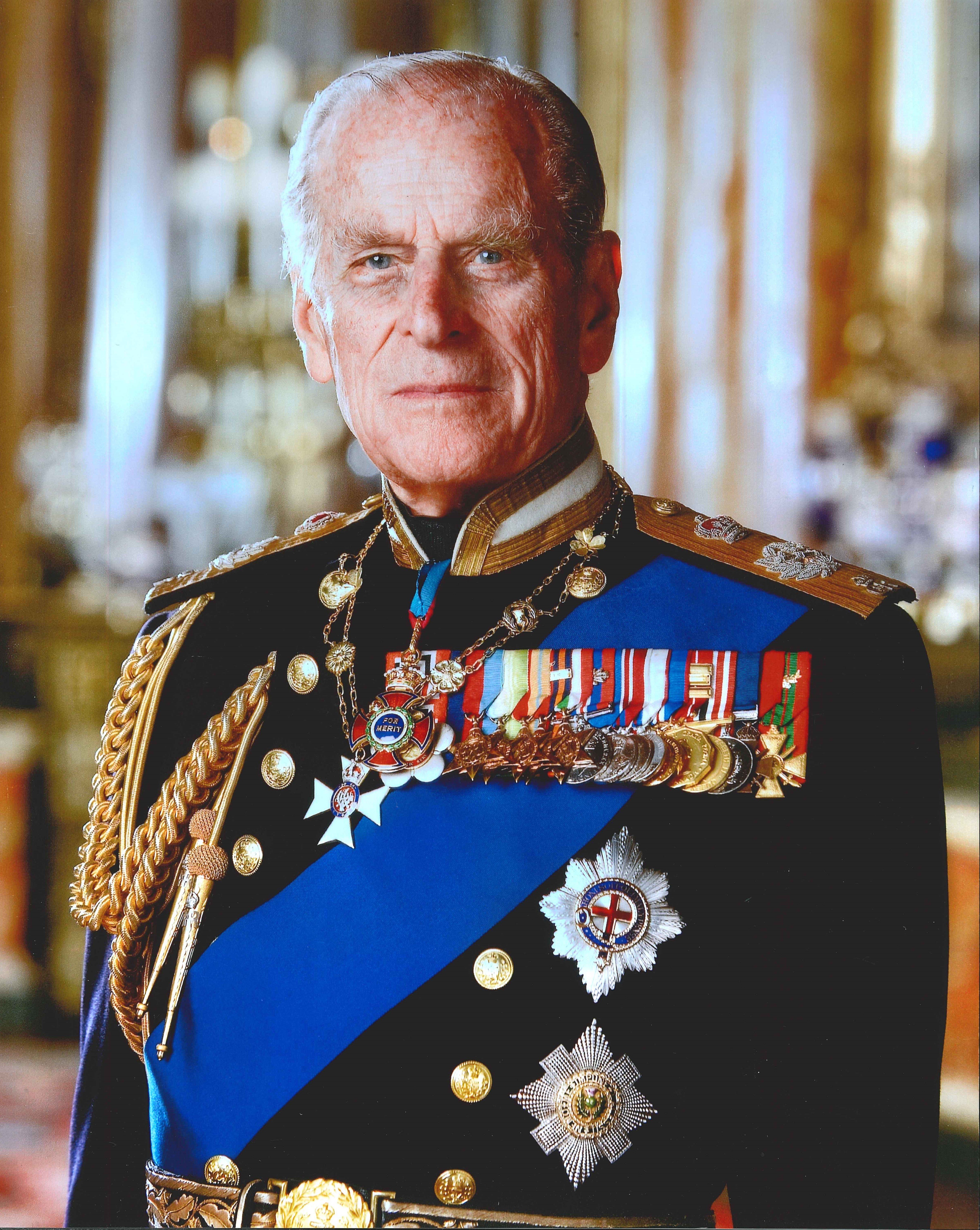 A photo of His Royal Highness Prince Philip, The Duke of Edinburgh