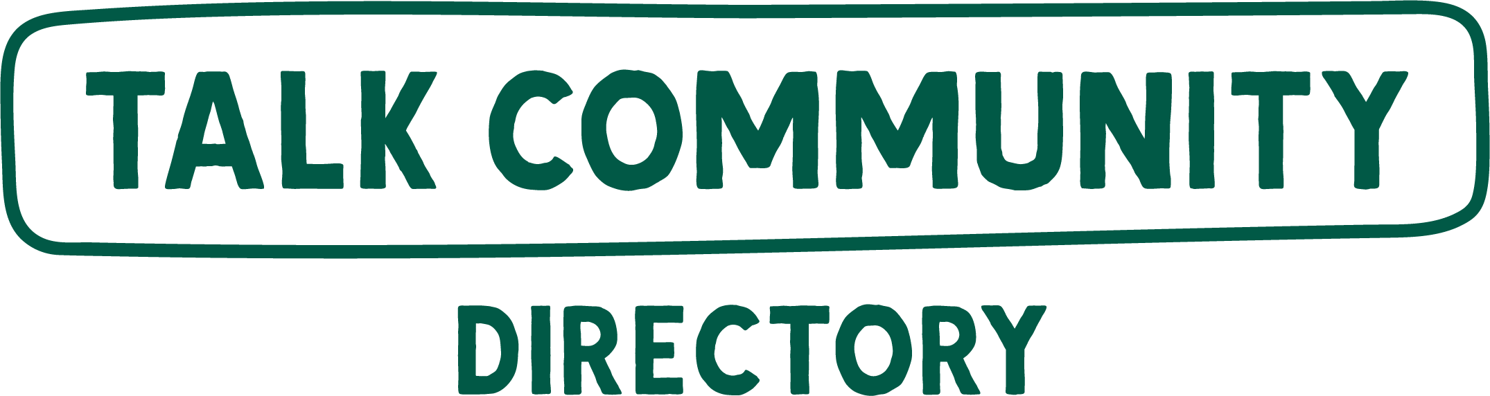 Talk Community Directory logo